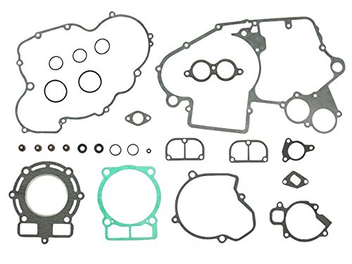 Outlaw Racing OR3821 Complete Full Engine Gasket Set KTM 520 EXC MXC SX 2000-'02 Kit