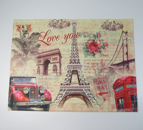 Paris Rug Home Decor
