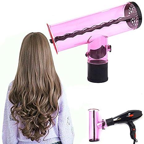symboat mágico Air Curler secador rodillo Spin facile viento Cap Carlos salón Fournitures: Amazon.es: Belleza