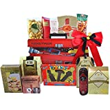 Handyman's Toolbox of Snacks and Treats Gift Basket
