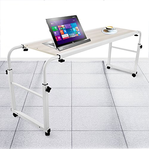 Chaneau Table De Lit Sur Roulettes 12m Table Lit Ordinateur Overbed
