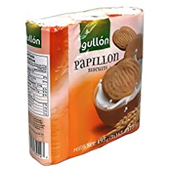 Gullon Butterfly Cookies 495G 3pack
