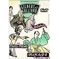 Gilbert & Sullivan Box 1 (Iolanthe, Mikado, Pirates Of Penzance)