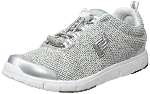 Propet W3239_m(b), Zapatillas para Mujer Gris (Silver)