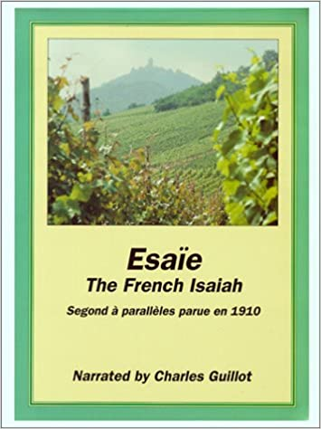 French Isaiah French Edition French Audio C Ette March 1994