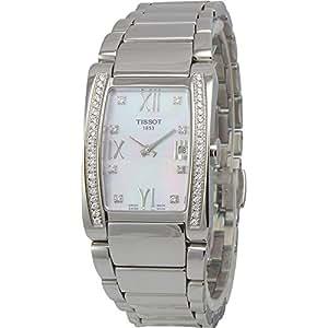 Tissot Generosi-T Ladies Diamond Watch T0073091111601
