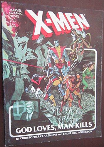 Review X-Men: God Loves, Man
