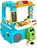kitchen for kids fisher price - Fisher-Price Laugh & Learn Servin' Up Fun Food Truck
