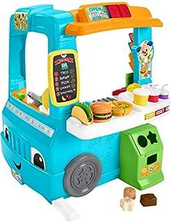 Fisher-Price Laugh & Learn Servin' Up Fun Food Truck [English] (B01N6PR5D2) | Amazon price tracker / tracking, Amazon price history charts, Amazon price watches, Amazon price drop alerts
