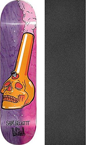 (Blind Skateboards Sam Beckett Bonged Skateboard Deck Resin-7-8.5