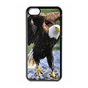 James-Bagg Phone case Eagle pattern art For ipod touch4 FHYY394689