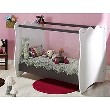 Lit bébé Plexi Doudou Taupe: Amazon.fr: High-tech