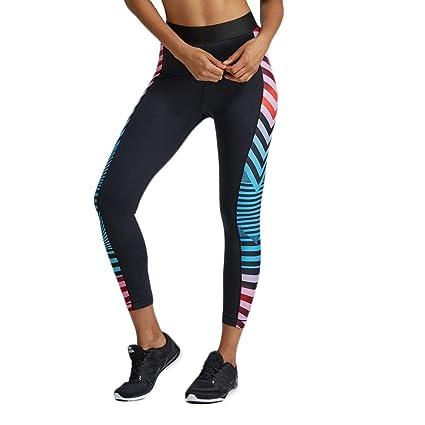Leggings de Deporte Tobilleros Pantalones Mujer Leggings ...