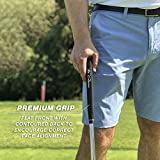 GoSports The Classic Golf Putter - Premium Grip and
