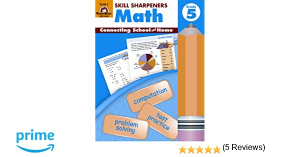 Workbook equivalent fractions worksheets pdf : Amazon.com: Skill Sharpeners Math, Grade 5 (0023472045492): Evan ...