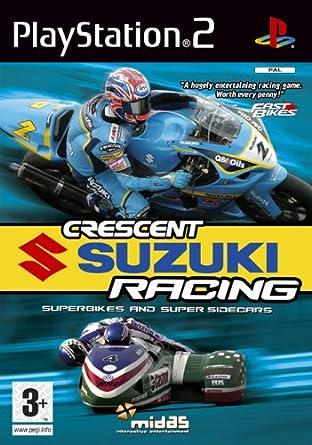 Crescent Suzuki Racing: Superbikes and Super Sidecars (PS2 ...