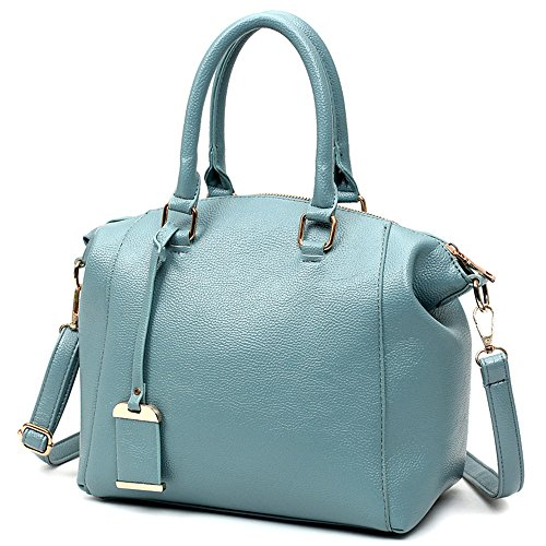 GWQGZ Sweet Lady Lady Handbag Gules Blue