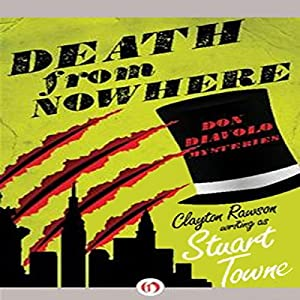 Death from Nowhere Audiobook