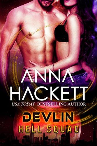 Devlin: Scifi Alien Invasion Romance (Hell Squad Book 11) cover