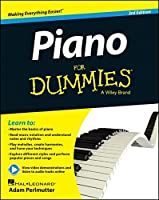 Piano For Dummies, 3rd Edition Front Cover