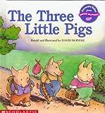 The Three Little Pigs, David McPhail, 0590481185