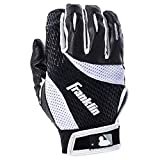 franklin sports 2 nd-skinz guantes de bateo