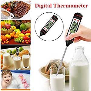 Food Probe Meat Digital Cooking BBQ Thermometer Kitchen