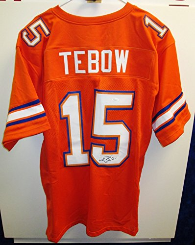tim tebow signed football - 7