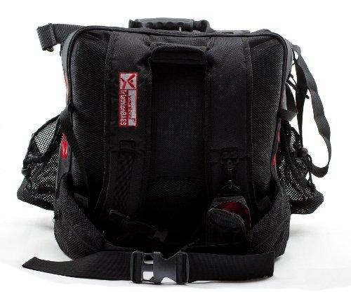 Zeus Triathlon Bag - Black by TriathlonBags.com (Image #2)