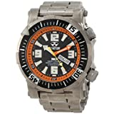 REACTOR Men's 54008 Poseidon Ti 1000M Titanium Quartz Watch