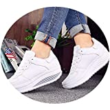 Trainers Summer Wedges Casual Shoes Basket Femme Lace up Zapatillas Deportivas Mujer