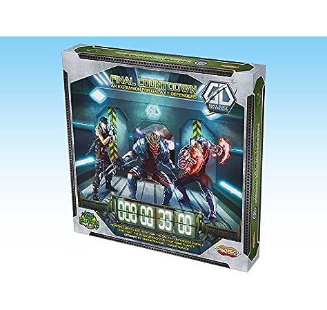 Ares Games Galaxy Defenders: Final Countdown - English: Amazon.es: Juguetes y juegos