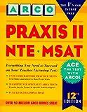 Praxis II, NTE, MSAT, Joan U. Levy, 0028606019