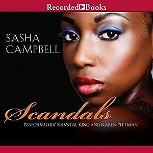 Scandals Audiobook
