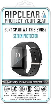 Amazon.com: ripclear Sony SmartWatch 3 SWR50 reloj ...