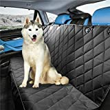 TINDERALA Dog Seat Cover, Waterproof Design Nonslip Pet Seat Cover for Cars, Trucks and SUVs