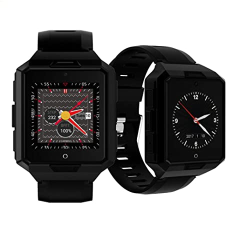 Reloj inteligente 4G M9 Android 6.0 MTK6737 1GRAM 8G ROM IP67 impermeable 850 mAh batería de