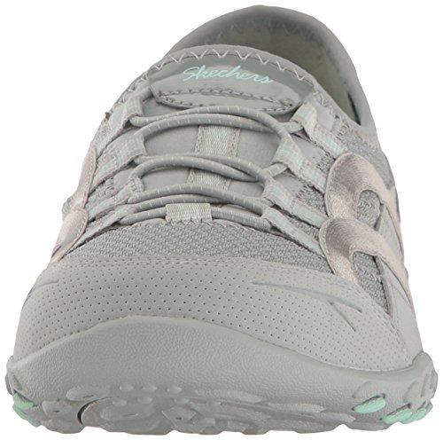 Sneachers Sport Donna Respira Facile Sneaker di moda fedele, grigio