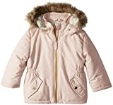 Wippette Baby Girls Sueded Anorak Inf, Light Pink, 18M