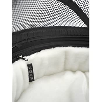 Sleepypod Ultra Plush Mini Bedding in White