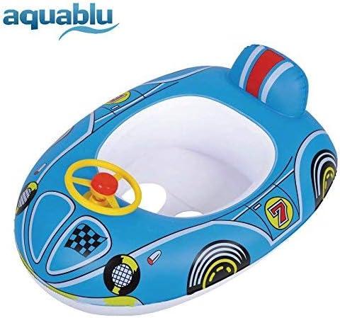 Amazon.com: Aquablu - Asiento hinchable para coche de ...