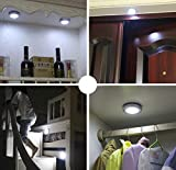LED Motion Sensor Light Battery Operated, Closet