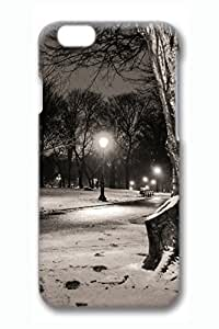 Brian114 New York City Central Park Footsteps Phone the Case For Samsung Galaxy S5 Cover 3D