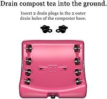 El compostador más lindo del mundo en color rosa, Produce compost ...
