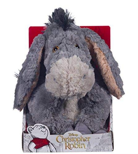 Posh Paws 37467 Christopher Robin Collection Winnie the Pooh Eeyore Soft Toy ()