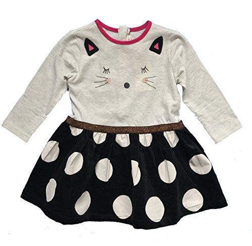 Mädchen Baby Bi Kleid Mehrfarbig Catimini Pour Robe matière x5Ocw