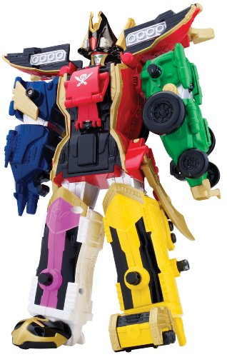 513Scu6IyiL - Power Rangers Super Megaforce - Legendary Megazord