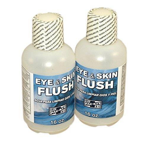PhysiciansCare 24-101 Eye Flush Solution, 16 oz Bottle