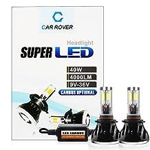 40W LED Bulb 9005,LED Headlight Kit 9005,CAR ROVER Canbus Car LED Conversion Kit,LED Fog Lights for Trucks