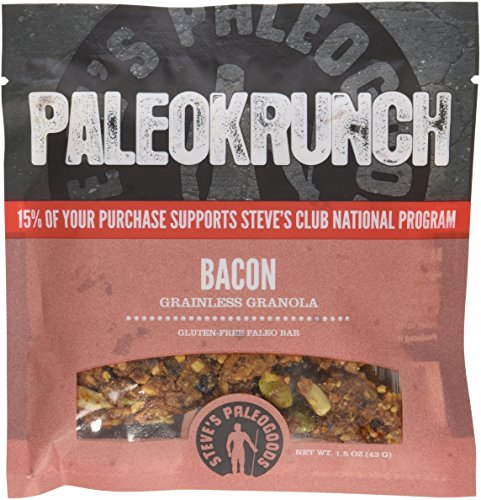 Paleokrunch Paleo Grainless Granola Bacon product image